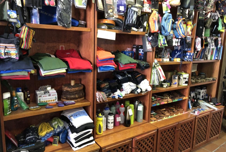 Merchandise Shelf